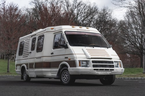 small resolution of no reserve 1985 winnebago lesharo turbodiesel 4 speed rv for sale on bat auctions sold for 7 100 on may 22 2019 lot 19 108 bring a trailer