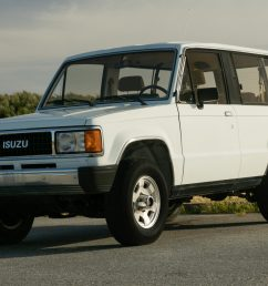 no reserve 1987 isuzu trooper ii 5 speed for sale on bat auctions sold for 10 000 on may 27 2019 lot 19 250 bring a trailer [ 1541 x 1029 Pixel ]