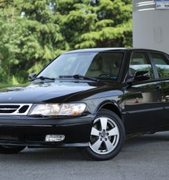 no reserve 36k mile 2002 saab 9 3 5 speed for sale on bat auctions sold for 10 100 on june 10 2019 lot 19 684 bring a trailer [ 1925 x 1223 Pixel ]