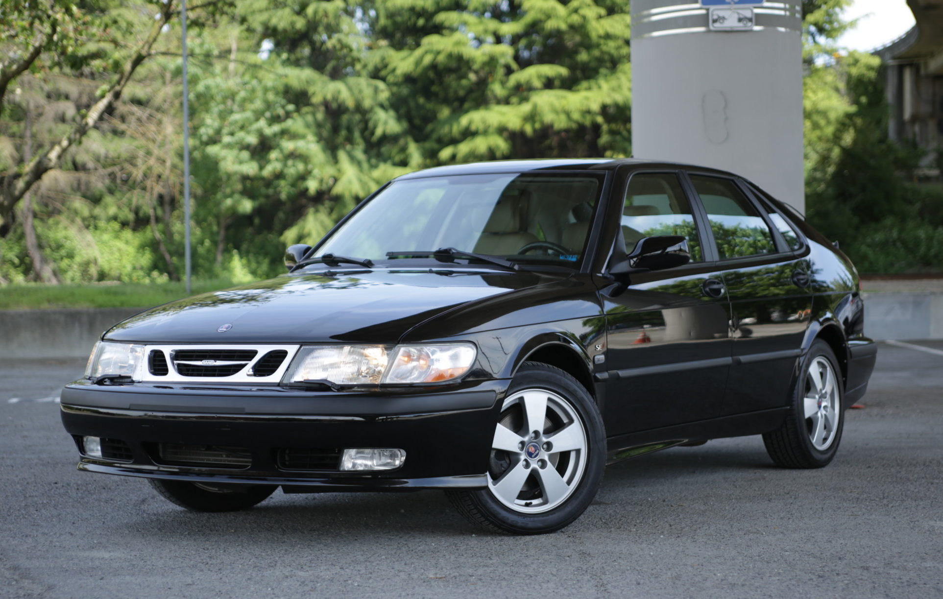 hight resolution of no reserve 36k mile 2002 saab 9 3 5 speed for sale on bat auctions sold for 10 100 on june 10 2019 lot 19 684 bring a trailer