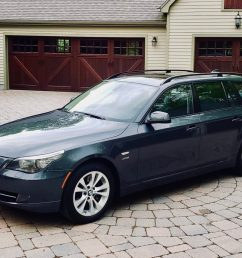 2010 bmw 535i xdrive sports wagon for sale on bat auctions closed on may 23 2019 lot 19 119 bring a trailer [ 1346 x 901 Pixel ]