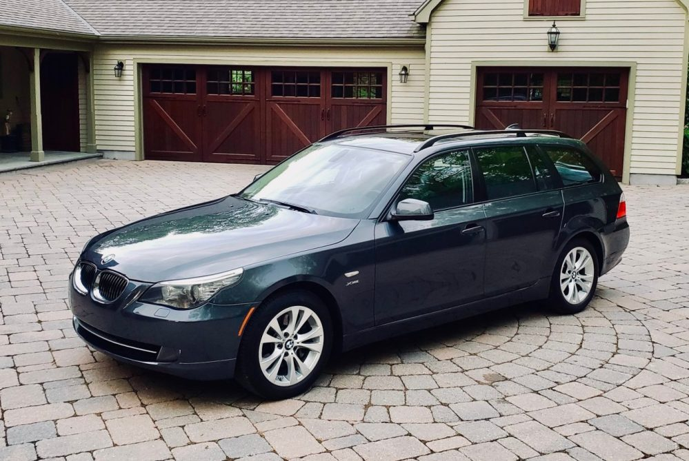 medium resolution of 2010 bmw 535i xdrive sports wagon for sale on bat auctions closed on may 23 2019 lot 19 119 bring a trailer