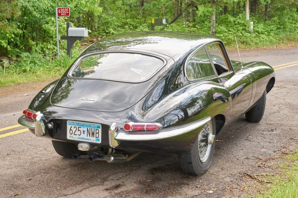 medium resolution of 51 years owned 1963 jaguar xke coupe for sale on bat auctions ending july 5 lot 20 620 bring a trailer