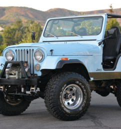 1980 jeep cj 5 for sale on bat auctions sold for 9 700 on july 3 2019 lot 20 544 bring a trailer [ 2048 x 1367 Pixel ]