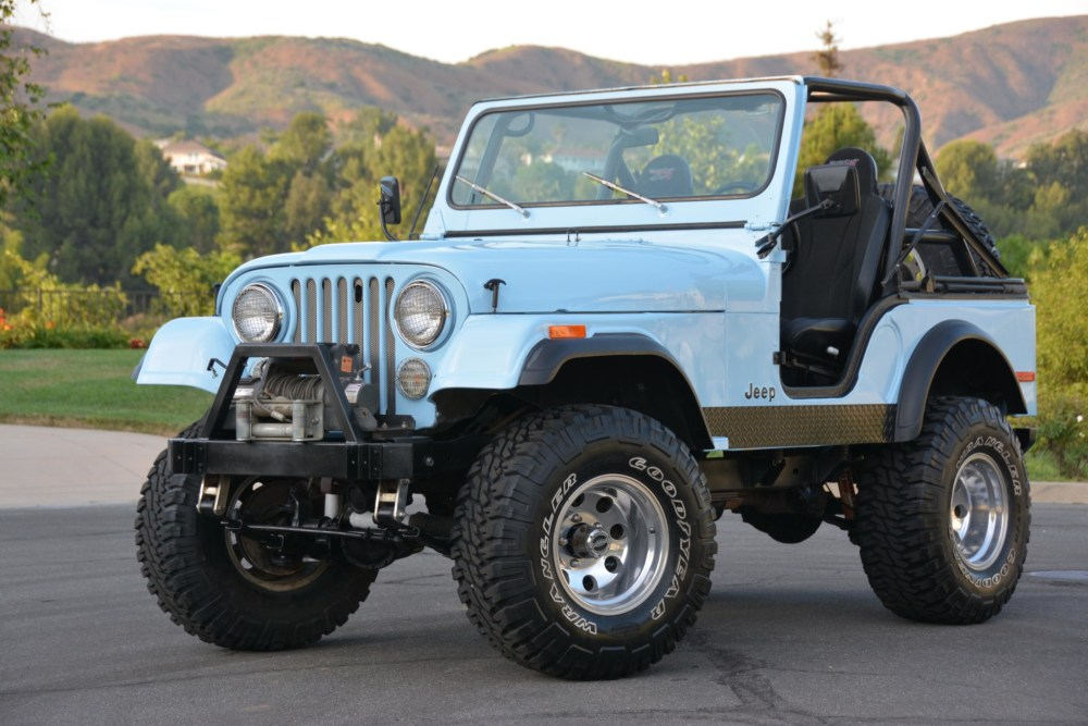 medium resolution of 1980 jeep cj 5 for sale on bat auctions sold for 9 700 on july 3 2019 lot 20 544 bring a trailer