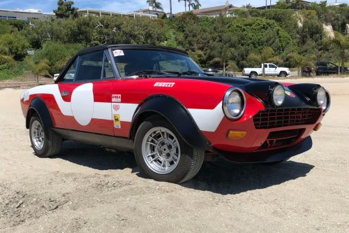 small resolution of 1981 fiat 124 spider for sale on bat auctions closed on july 22 2019 lot 21 127 bring a trailer