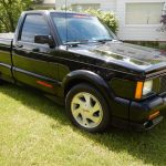 4k Mile 1991 Gmc Syclone For Sale On Bat Auctions Sold For 50 000 On July 29 2019 Lot 21 364 Bring A Trailer