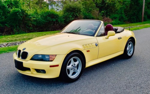 small resolution of 57k mile 1997 bmw z3 5 speed for sale on bat auctions closed on june 11 2019 lot 19 757 bring a trailer