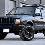 2001 Jeep Cherokee Sport 4x4 For Sale On Bat Auctions Sold For 13 750 On August 30 2019 Lot 22 449 Bring A Trailer