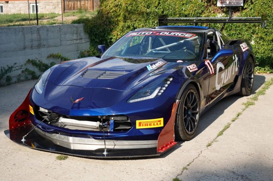 2017 Chevrolet Corvette Z06 Pikes Peak Race Car