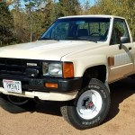 1984 Toyota 4x4 Sr5 Pickup For Sale On Bat Auctions Sold For 10 200 On October 31 2019 Lot 24 600 Bring A Trailer