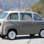 Fiat 600 Multipla For Sale Bat Auctions