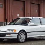 No Reserve 1991 Honda Civic Si 5 Speed For Sale On Bat Auctions Sold For 11 250 On February 14 2020 Lot 27 993 Bring A Trailer