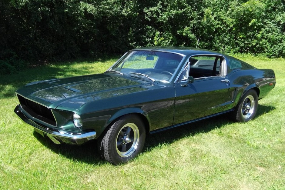 From gone in 60 seconds which has also helped to increase the price of this particular model. 390 Powered 1968 Ford Mustang Fastback Bullitt Tribute 4 Speed For Sale On Bat Auctions Closed On October 7 2020 Lot 37 474 Bring A Trailer
