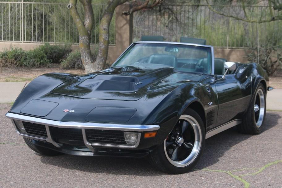 1971 Chevrolet Corvette Convertible 5-Speed