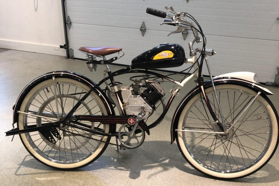 No Reserve: 1949 Whizzer