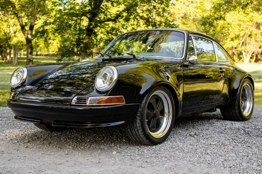 Modified 1973 Porsche 911T 3.2L
