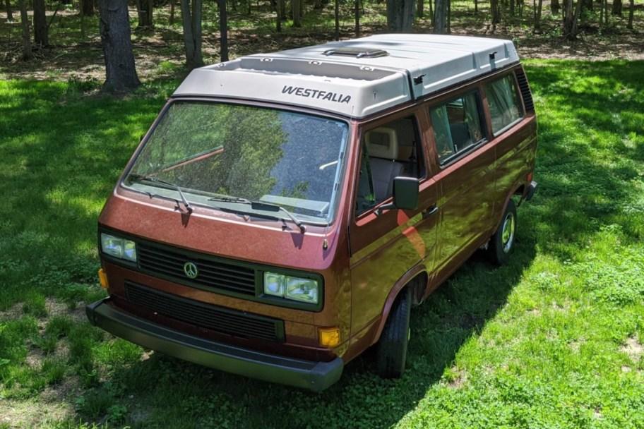 1987 Volkswagen Vanagon Westfalia