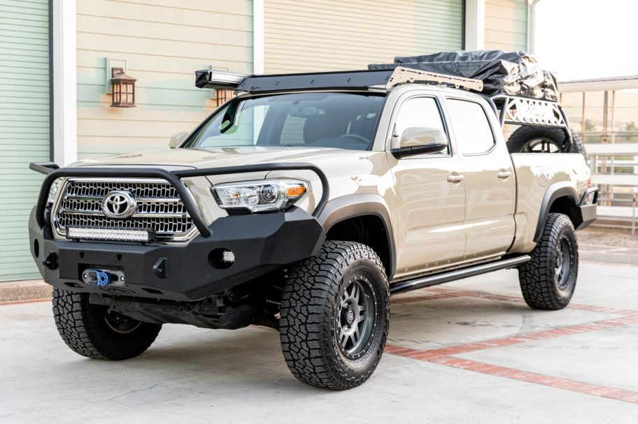 Modified 2016 Toyota Tacoma TRD 4X4