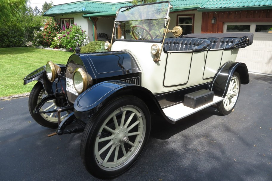 1914 Cartercar Model 5A 7-Passenger Touring