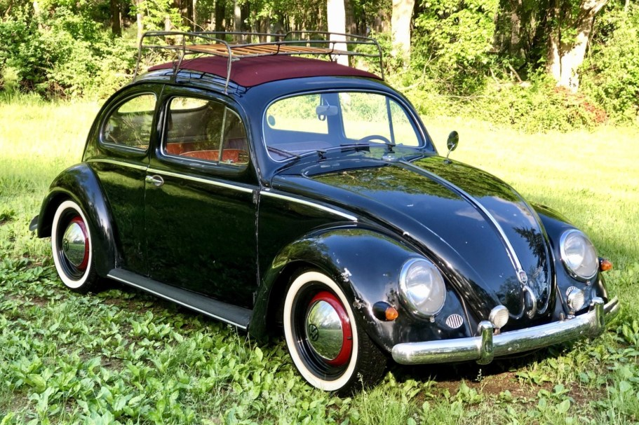 356-Powered 1957 Volkswagen Beetle