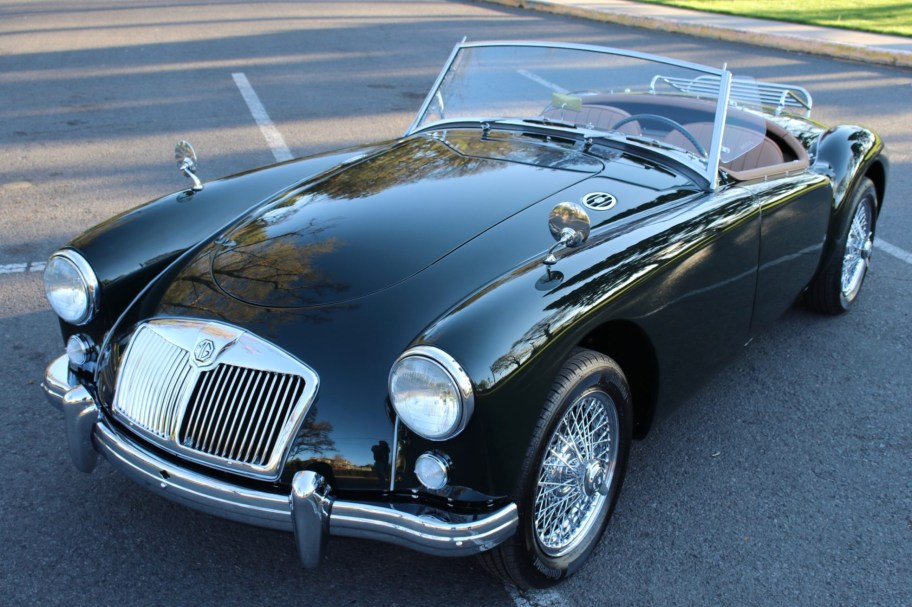 1958 MG MGA Roadster