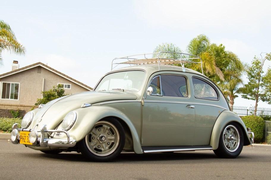 Modified 1958 Volkswagen Beetle
