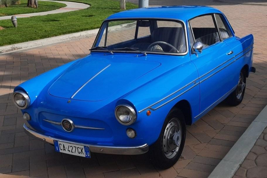 1963 Fiat 600 Viotti Coupe