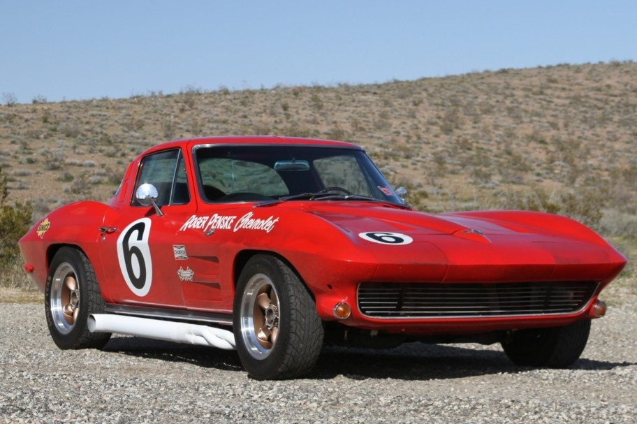 Modified 1964 Chevrolet Corvette Coupe 350 4-Speed