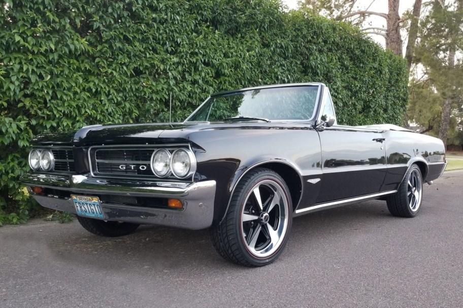455-Powered 1964 Pontiac LeMans Convertible GTO Tribute