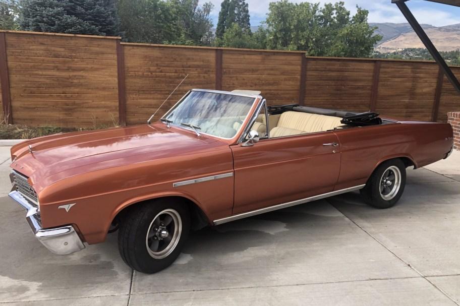 1965 Buick Skylark Gran Sport Convertible