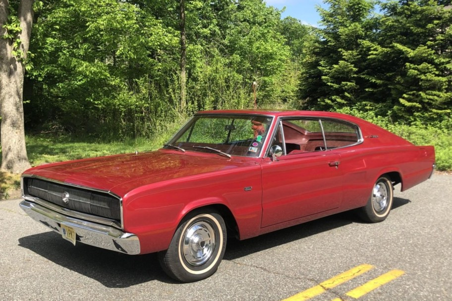 1966 Dodge Charger 383