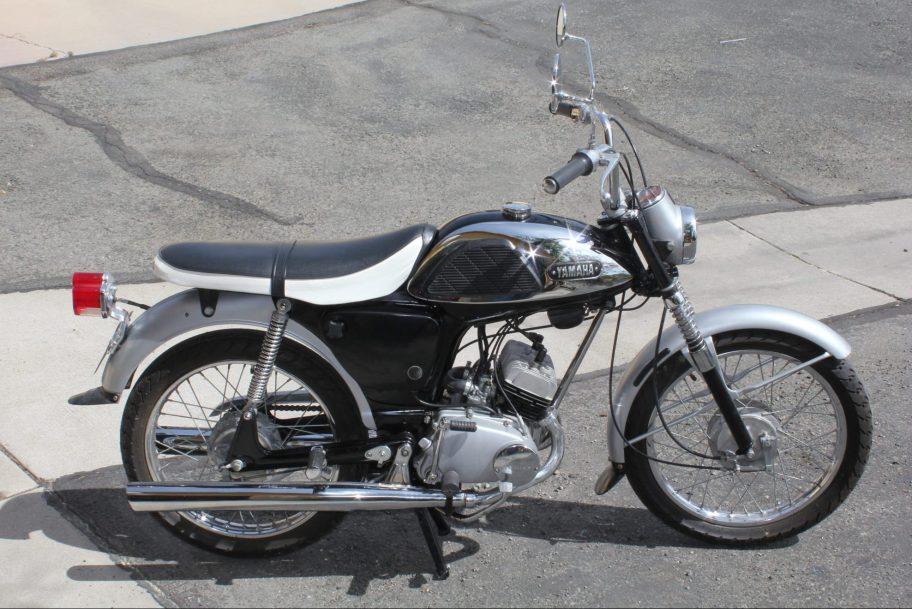 No Reserve: 1967 Yamaha YL1 Twin Jet