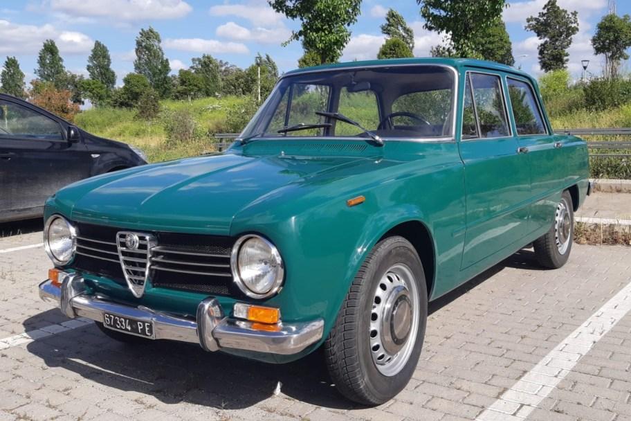1968 Alfa Romeo Giulia 1300TI