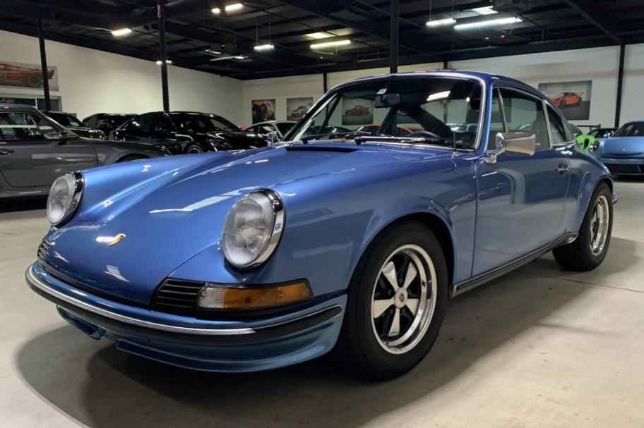 Modified 1970 Porsche 911T Coupe 3.2L