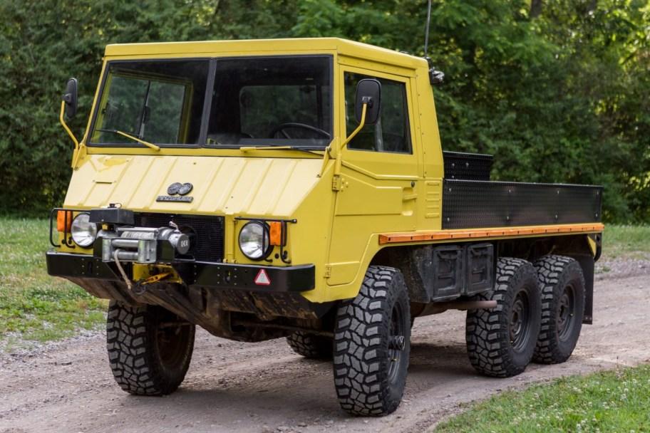 1976 Steyr-Puch Pinzgauer 712M