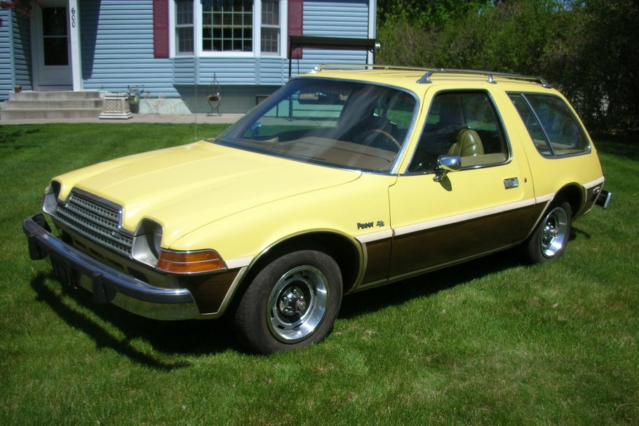 1978 AMC Pacer D/L Station Wagon