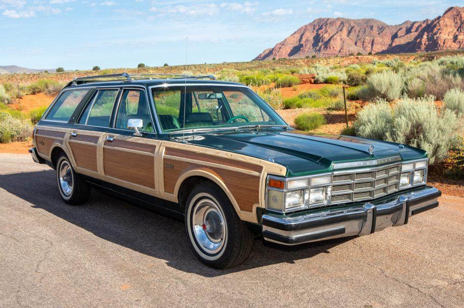 1978 Chrysler LeBaron Town & Country