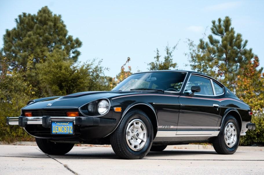 1978 Datsun 280Z Black Pearl 4-Speed