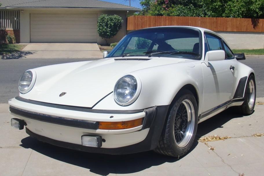 1978 Porsche 930 Turbo Carrera Project