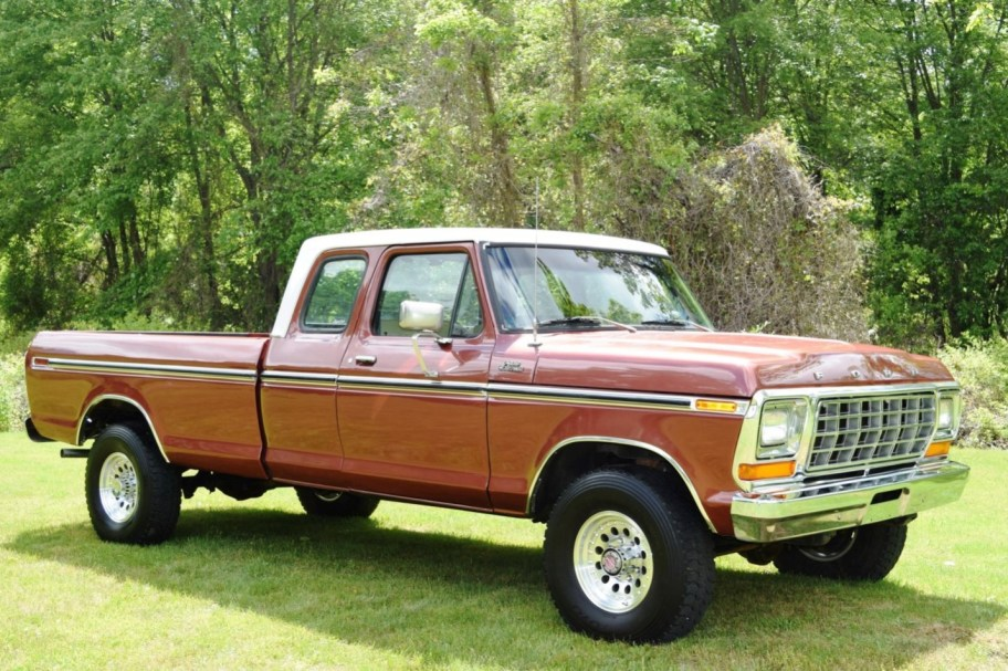 1979 Ford F-350 SuperCab 4x4