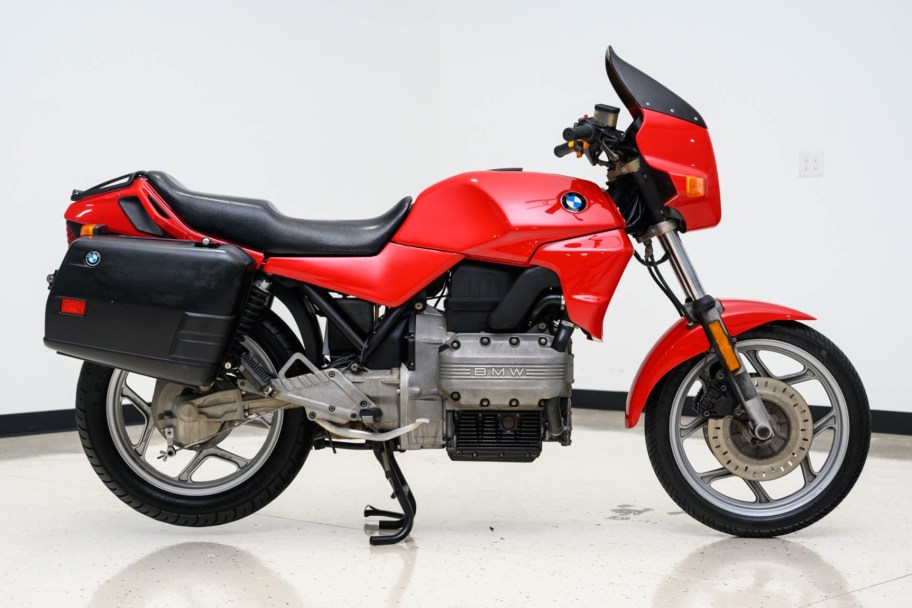 No Reserve: 1986 BMW K75