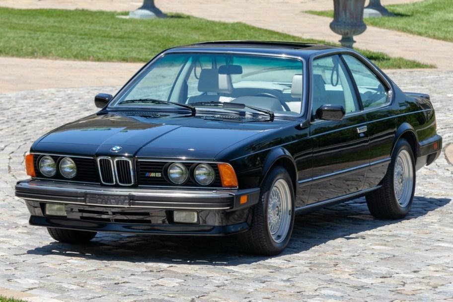 10k-Mile 1987 BMW M6