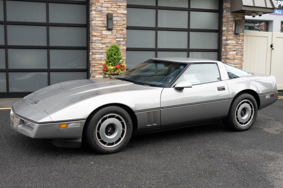 No Reserve: 23k-Mile 1985 Chevrolet Corvette Coupe
