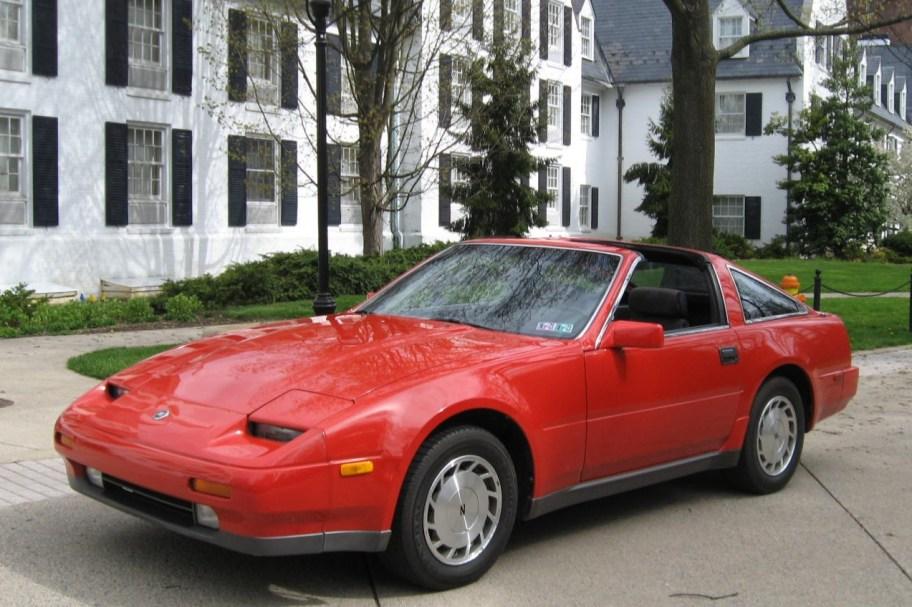 No Reserve: 1987 Nissan 300ZX 5-Speed