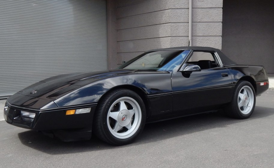 1988 Chevrolet Corvette Convertible Callaway Twin Turbo 4-Speed