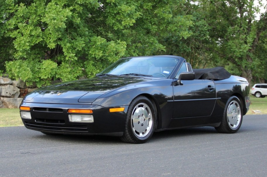 1990 Porsche 944 S2 Cabriolet 5-Speed