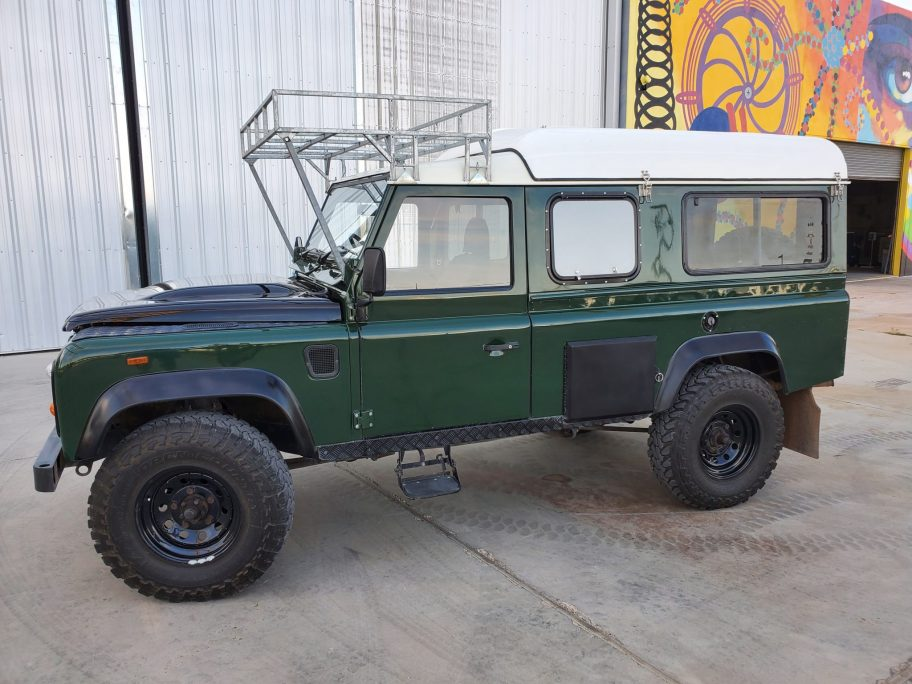 1991 Land Rover Defender 110 Dormobile