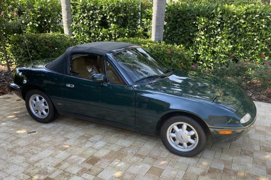29k-Mile 1991 Mazda MX-5 Miata Special Edition