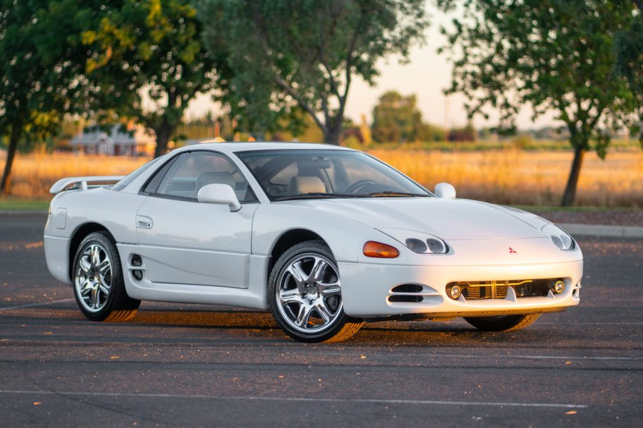 36k-Mile 1996 Mitsubishi 3000GT VR4 6-Speed